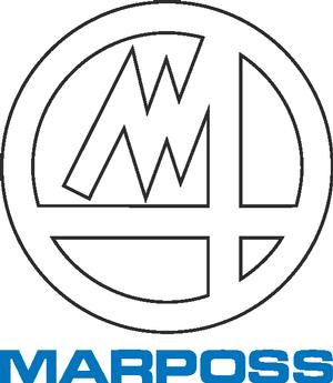 Logo combinato quadrato bicolore base 48mm